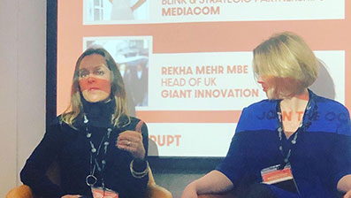 Bianca-Best-Digital-Disrupt-World-Forum,-Panel,-Building-a-Customer-Centric-Digital-Strategy