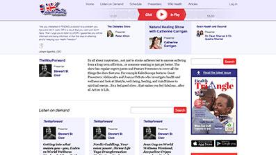 Bianca-Best-UK-Health-Radio-The-Way-Forward -Stewart-St-Clair Interview