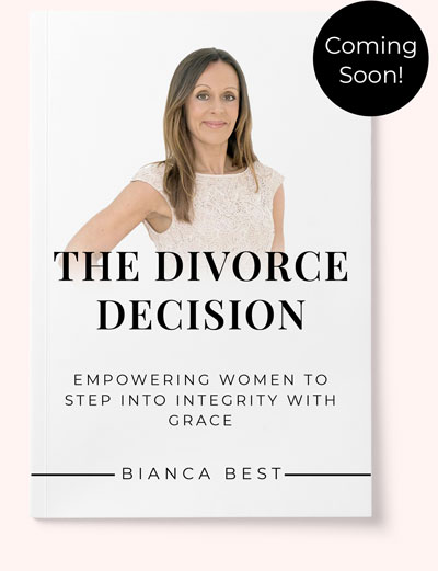 The Divorce Decision - Coming Soon!