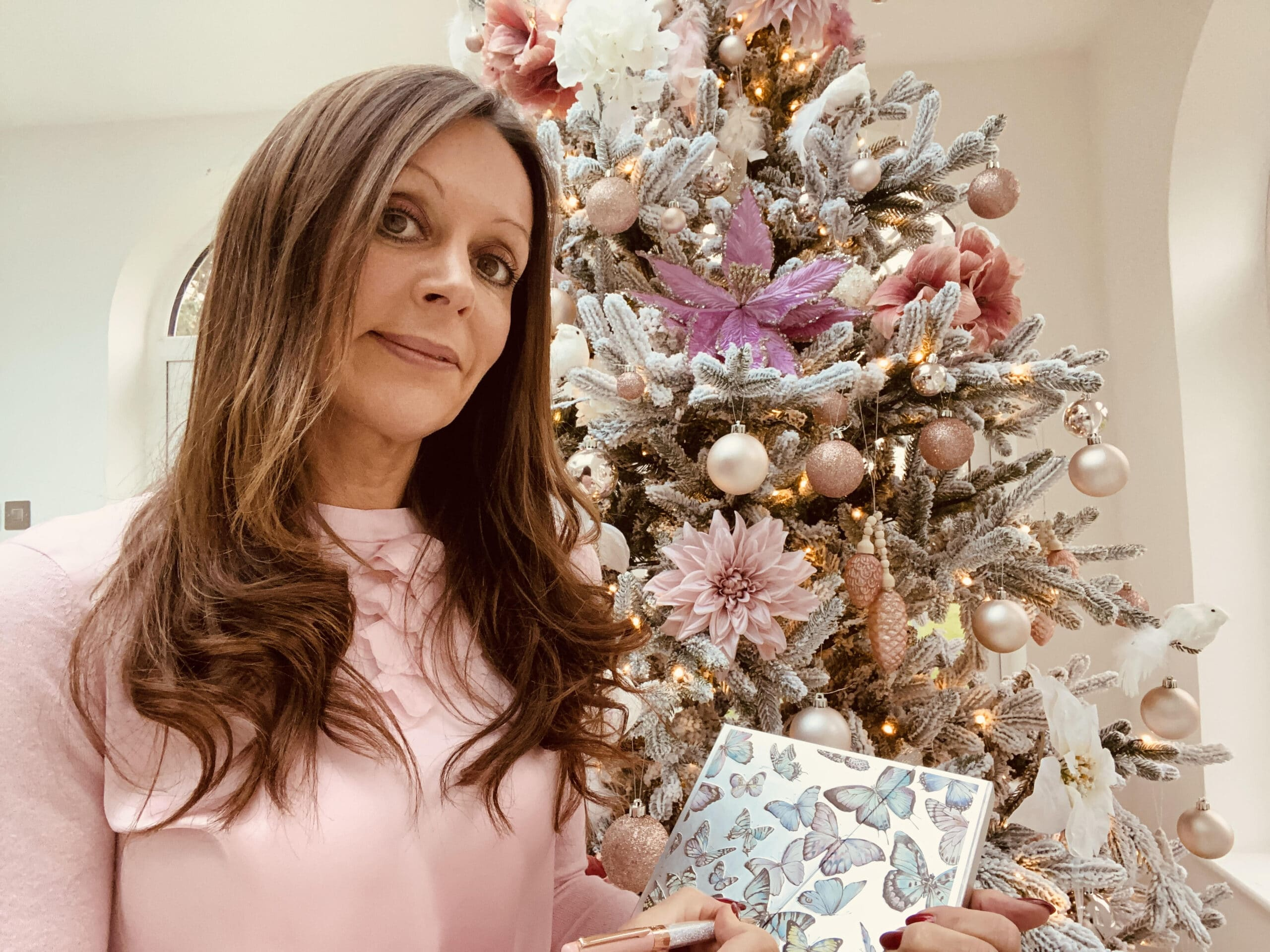 Bianca Best Christmas Tree Analogy for Life Fully Lived